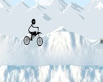 Bike-game-in-the-snow
