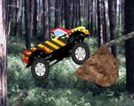 Game-trial-with-a-4x4-in-the-forest